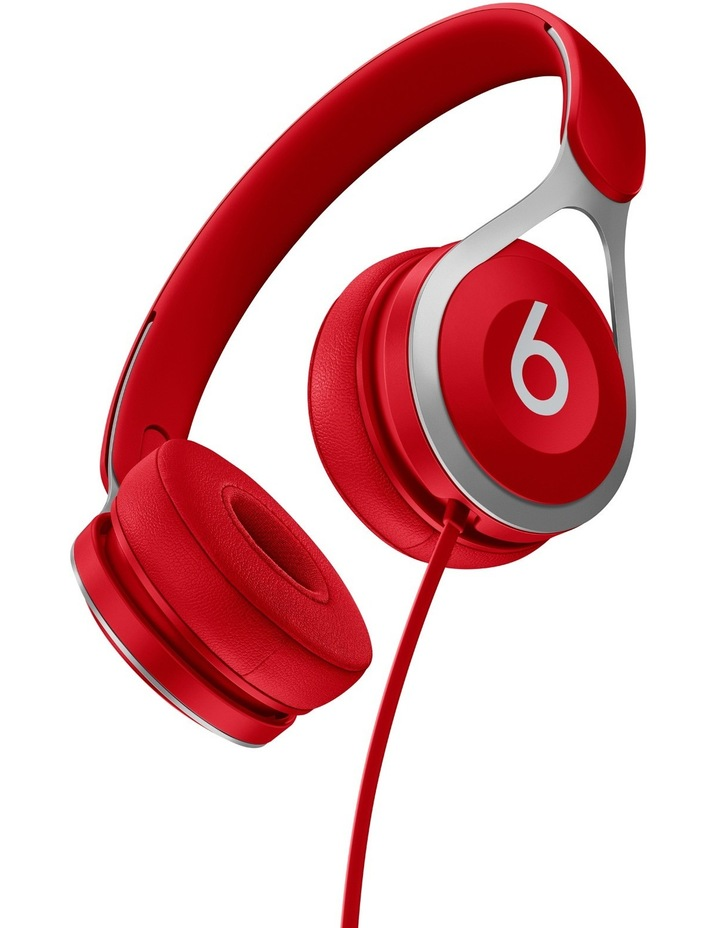 EP on-ear headphones - Red image 3