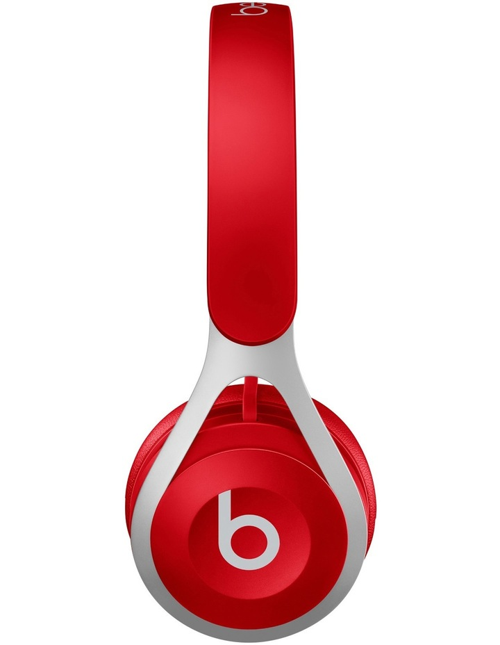 EP on-ear headphones - Red image 4