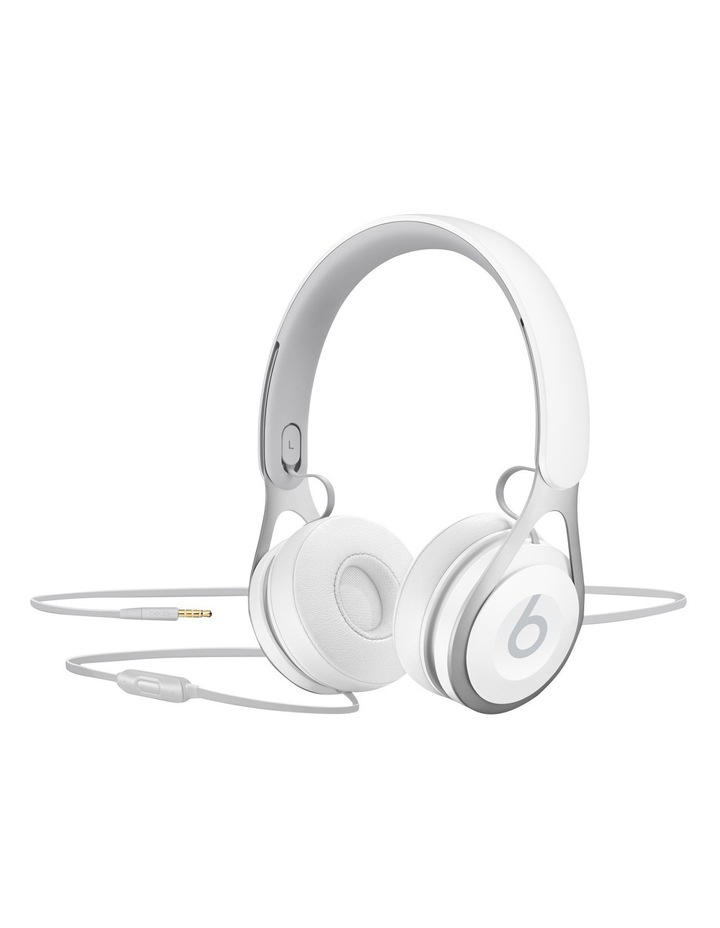 EP on-ear headphones - White image 1