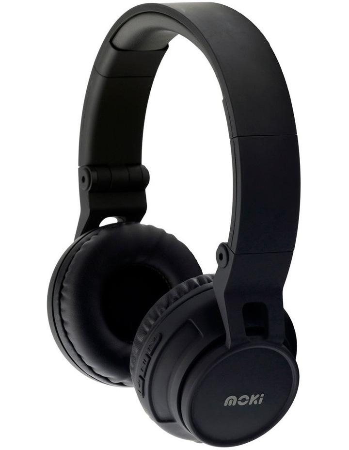 EXO Bluetooth On-Ear Headphones - Black image 1