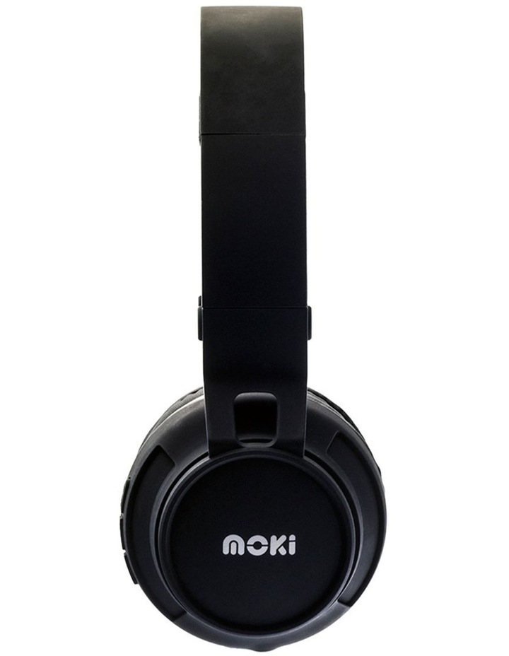 EXO Bluetooth On-Ear Headphones - Black image 3