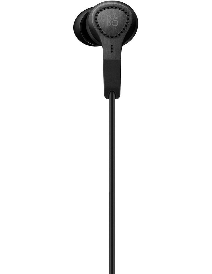 B&O Beoplay E4 Active Noise Cancelling In-Ear Headphones - Black image 1