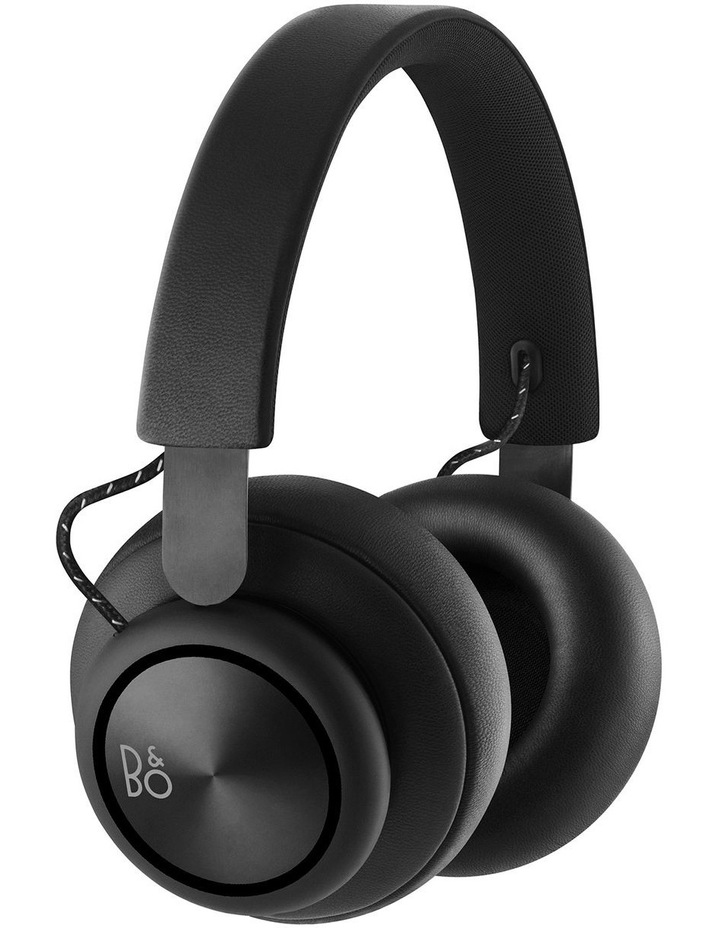 B&O Beoplay H4 Wireless Bluetooth Over-Ear Headphones - Black image 1