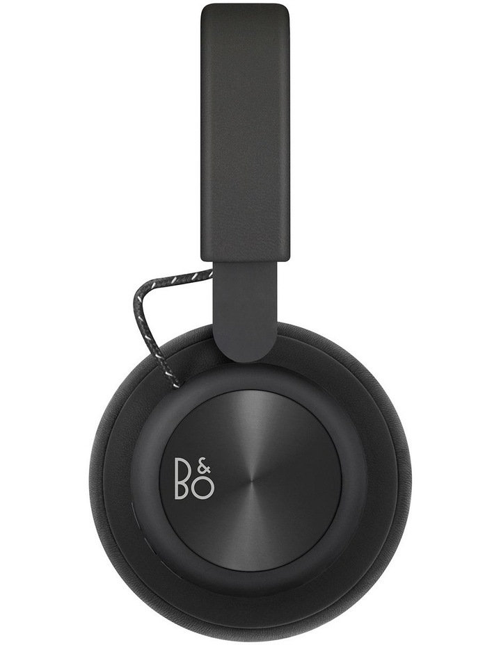 B&O Beoplay H4 Wireless Bluetooth Over-Ear Headphones - Black image 2