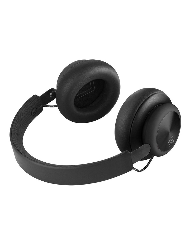 B&O Beoplay H4 Wireless Bluetooth Over-Ear Headphones - Black image 4