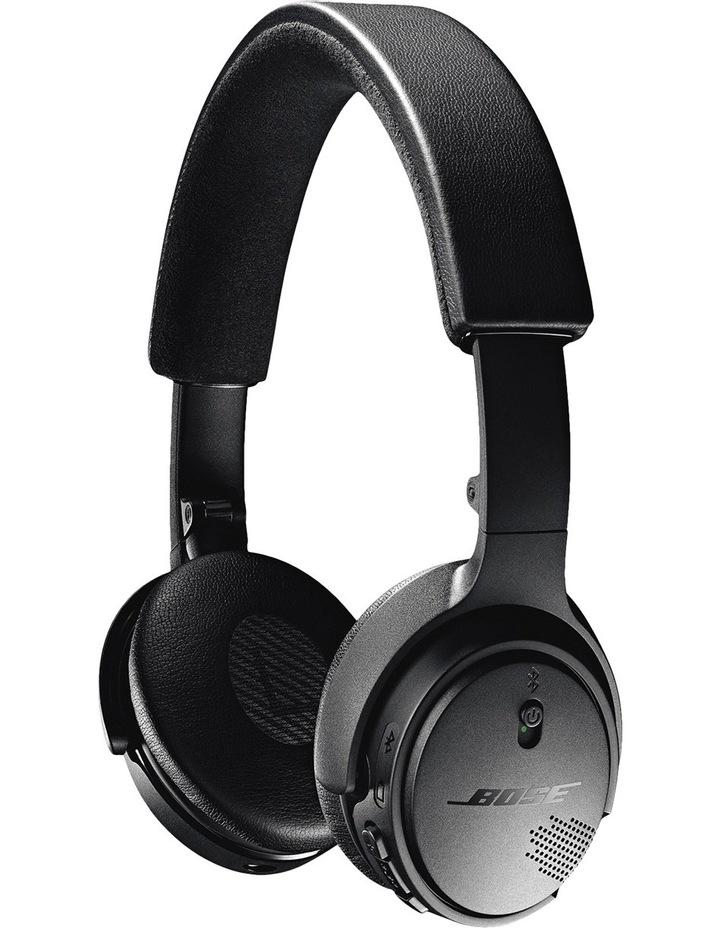 On-Ear Wireless Headphones - Triple Black image 1