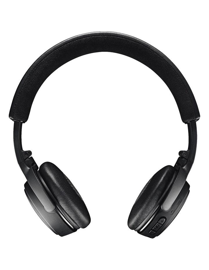 On-Ear Wireless Headphones - Triple Black image 2