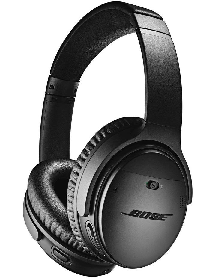 QuietComfort QC35 Wireless Headphones II - Black image 1