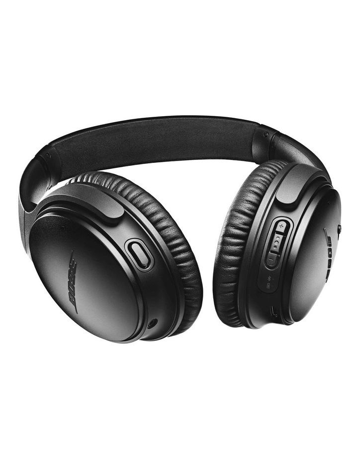 QuietComfort QC35 Wireless Headphones II - Black image 2