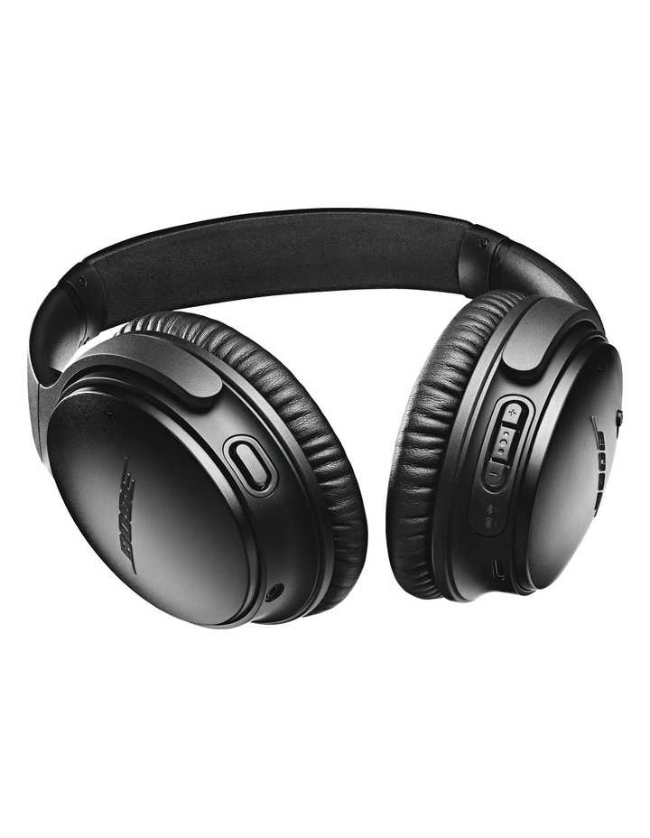 QuietComfort QC35 Wireless Headphones II - Black image 6