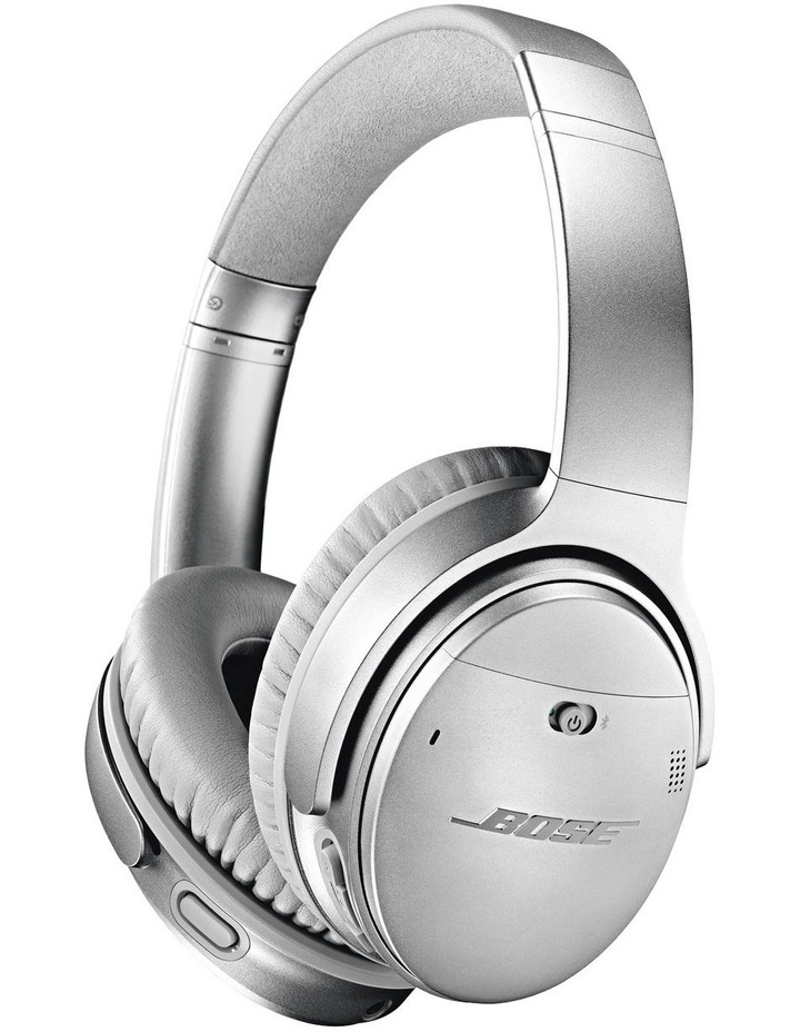 QuietComfort QC35 Wireless Headphones II - Silver image 1