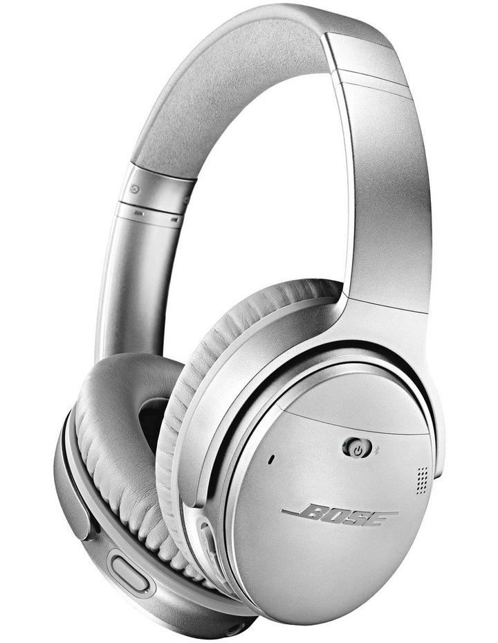 QuietComfort QC35 Wireless Headphones II - Silver image 1