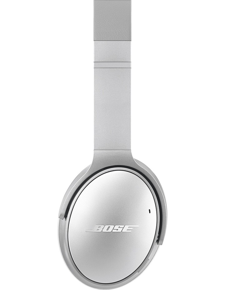 QuietComfort QC35 Wireless Headphones II - Silver image 4