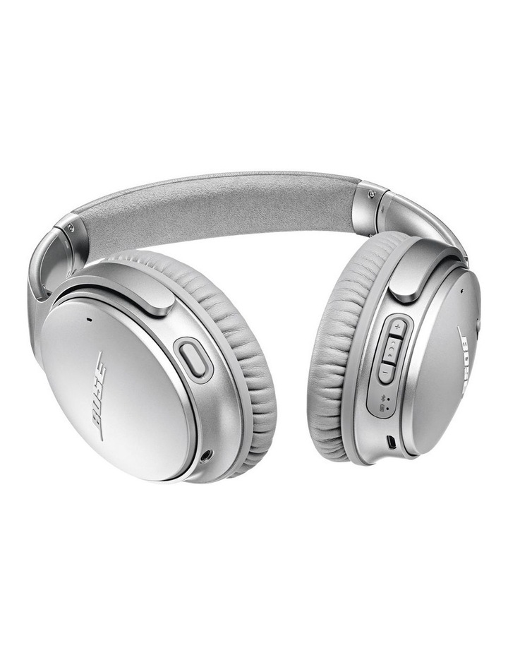 QuietComfort QC35 Wireless Headphones II - Silver image 5