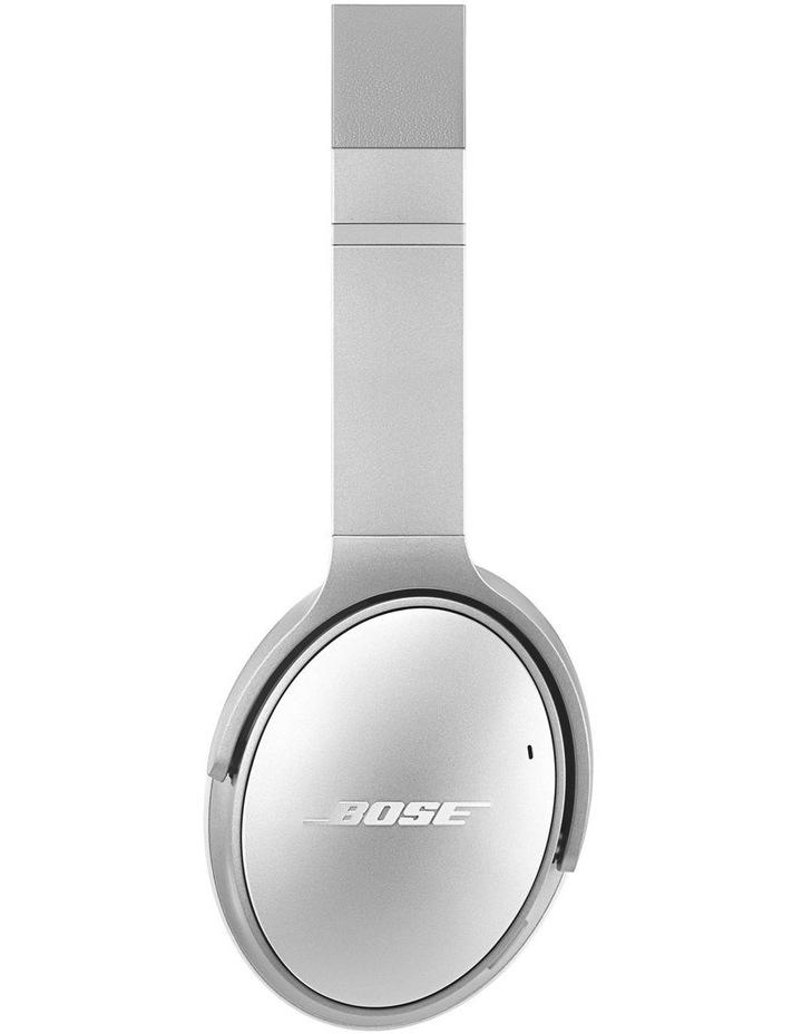 QuietComfort QC35 Wireless Headphones II - Silver image 3