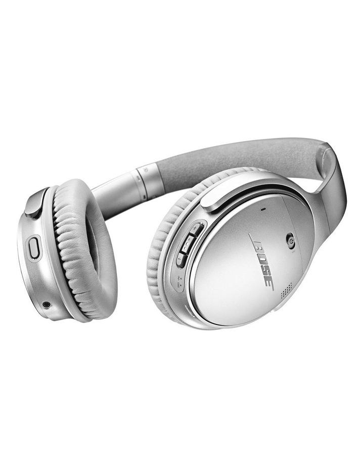 QuietComfort QC35 Wireless Headphones II - Silver image 4