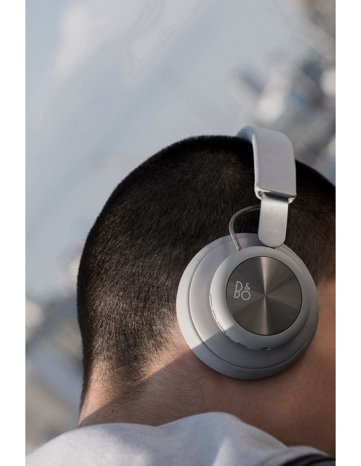 dd8526bb87f B&O PLAY   Beoplay H4 Bluetooth Over-Ear Headphones - Vapour   MYER