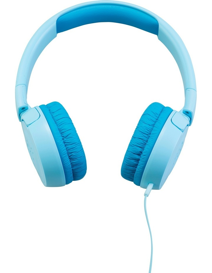 JR300 Kids On-Ear Headphones - Blue image 2