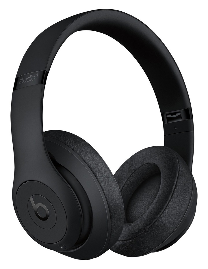 Studio 3 Wireless Over-Ear Headphones - Matte Black image 1 79c4a847e18a