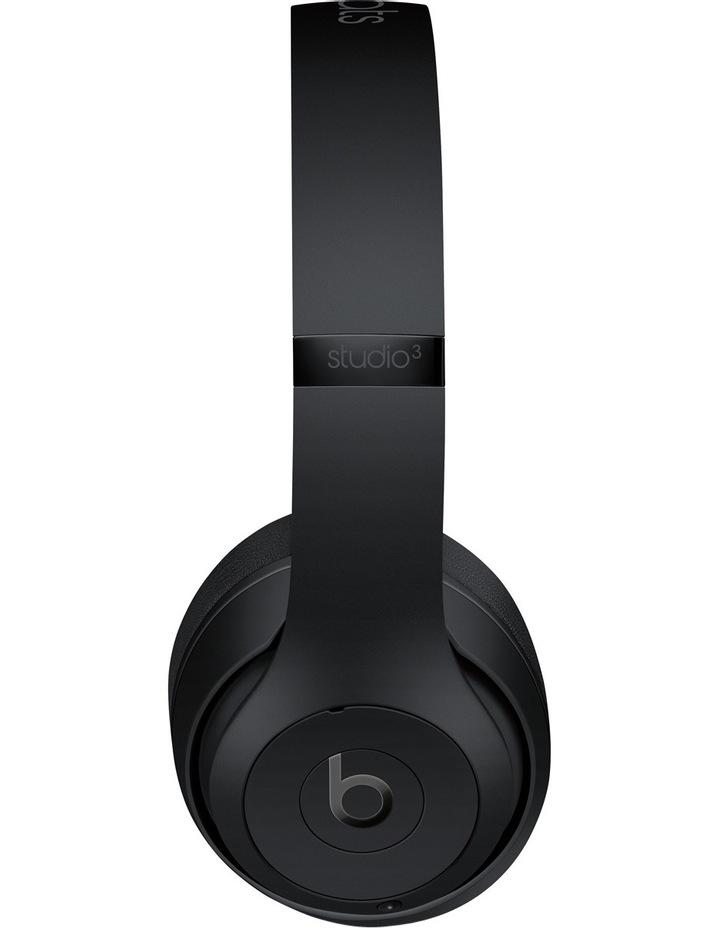 Studio 3 Wireless Over-Ear Headphones - Matte Black image 3