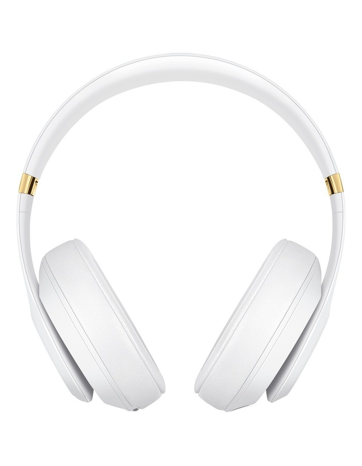 Studio 3 Wireless Over-Ear Headphones - White image 2