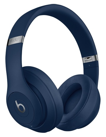 Beats by Dr DreStudio 3 Wireless Over-Ear Headphones - Blue. Beats by Dr Dre  Studio 3 Wireless Over-Ear Headphones - Blue 572485f4c4