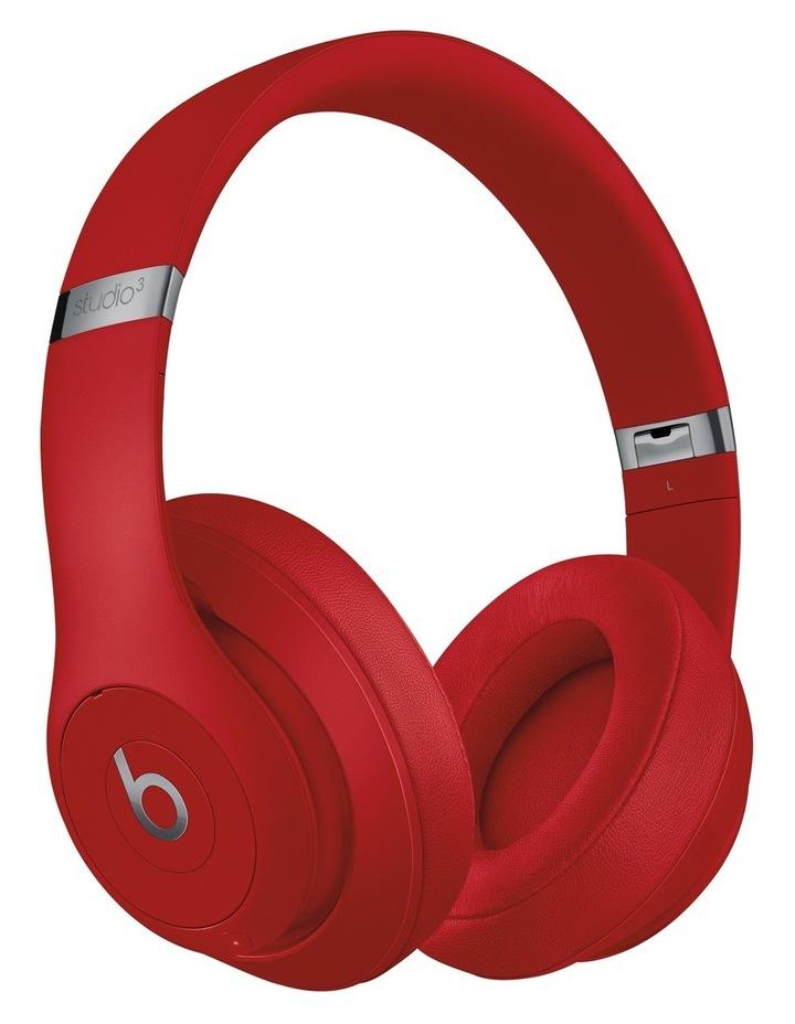 Studio 3 Wireless Over-Ear Headphones - Red image 1