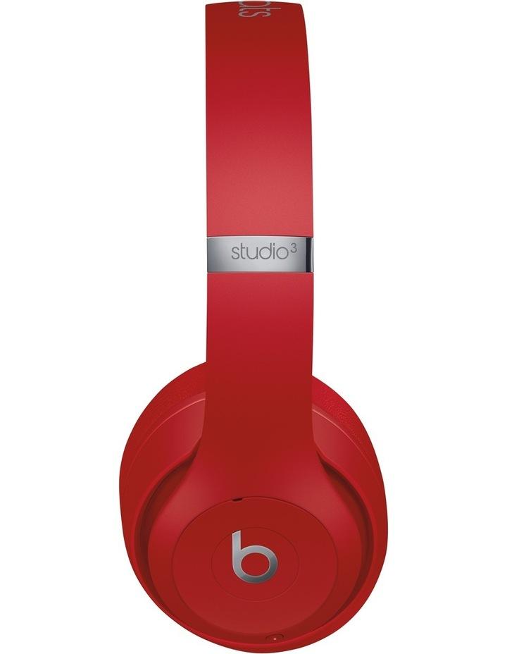 Studio 3 Wireless Over-Ear Headphones - Red image 3