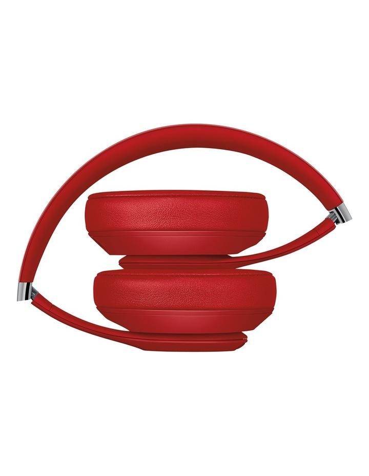 Studio 3 Wireless Over-Ear Headphones - Red image 4