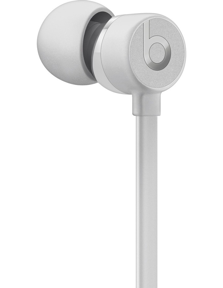 Beats X Earphones - The Beats Icon Collection - Matte Silver image 3