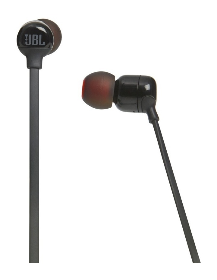 Tune 110BT Wireless In-Ear Headphones Black image 2
