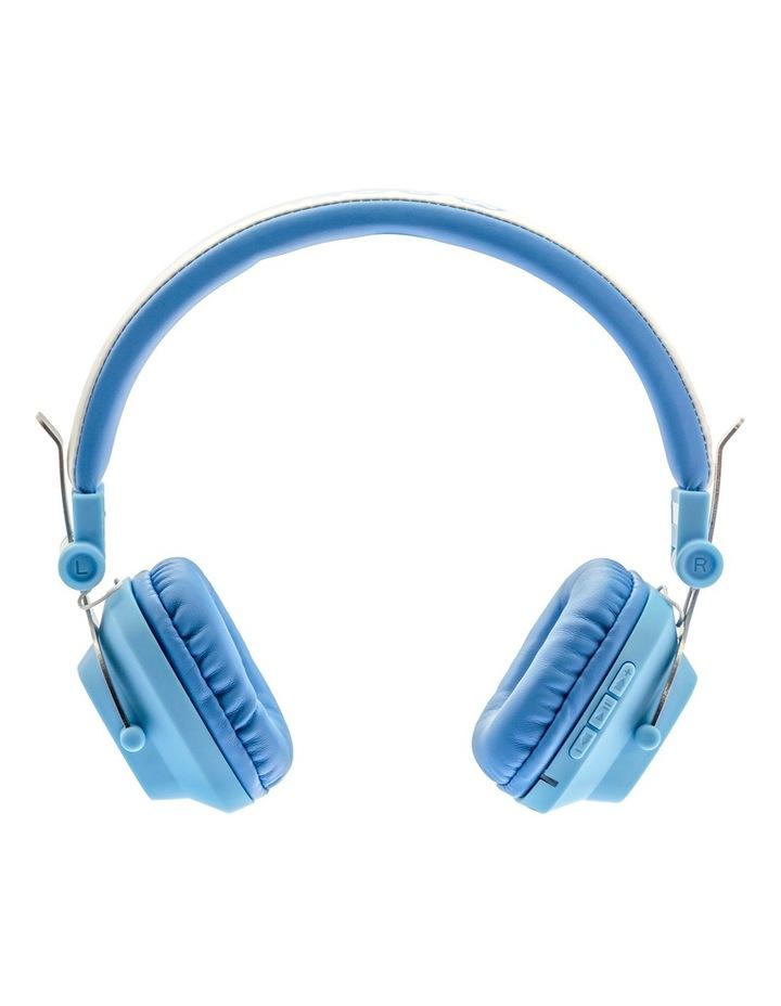 Popper Kids On-Ear Headphones - Skull Black image 2