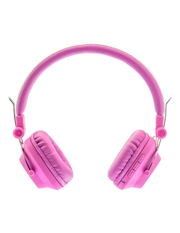 EXO Kids Bluetooth On-Ear Headphones - Pink image 2