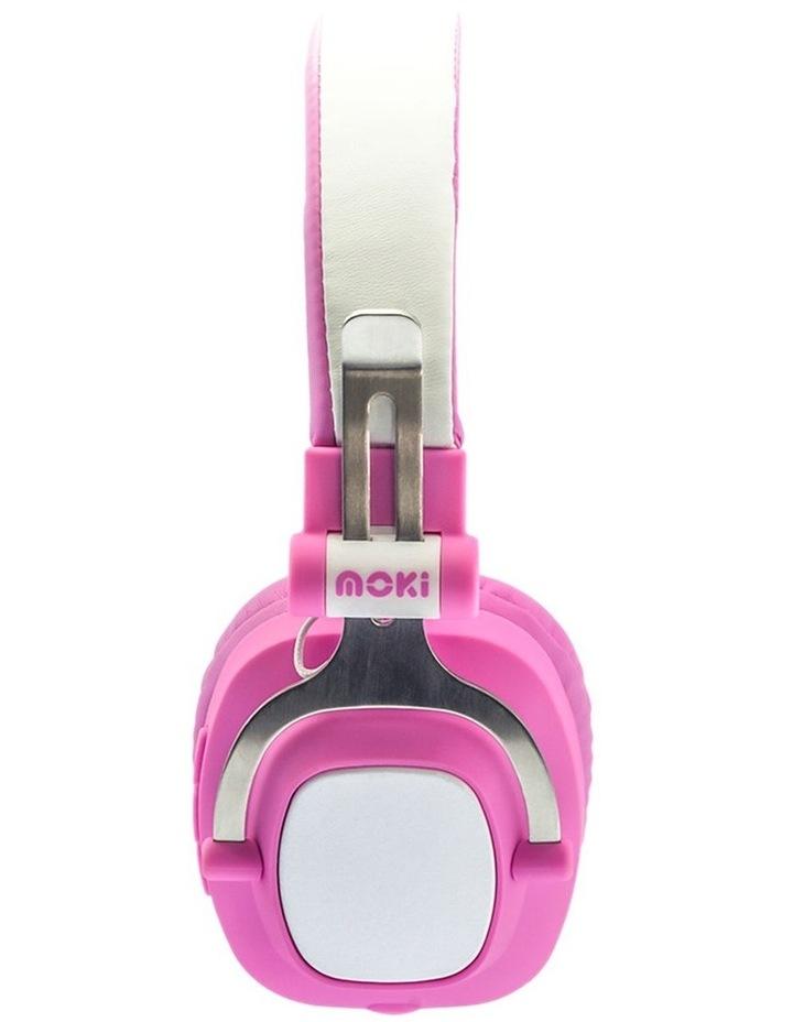 EXO Kids Bluetooth On-Ear Headphones - Pink image 3