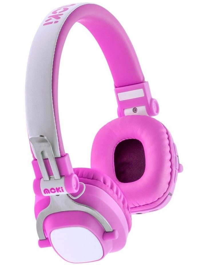 EXO Kids Bluetooth On-Ear Headphones - Pink image 4