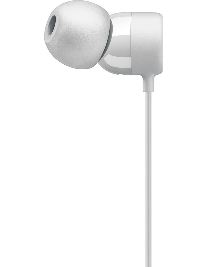 urBeats3 Earphones with Lightning Connector  Matte Silver image 2