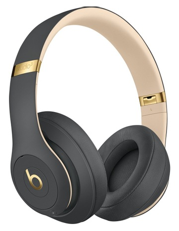 6637513a4dd Beats by Dr Dre Studio3 Wireless Over-Ear Headphones The Beats Skyline  Collection Shadow Grey