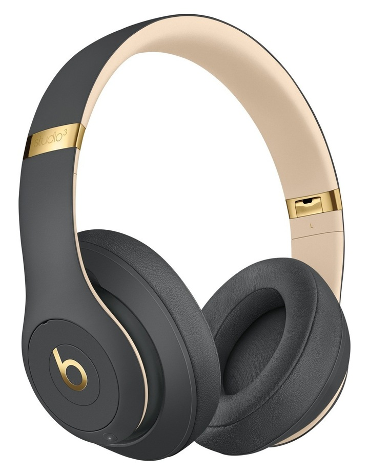 Studio3 Wireless Over-Ear Headphones The Beats Skyline Collection Shadow Grey image 1