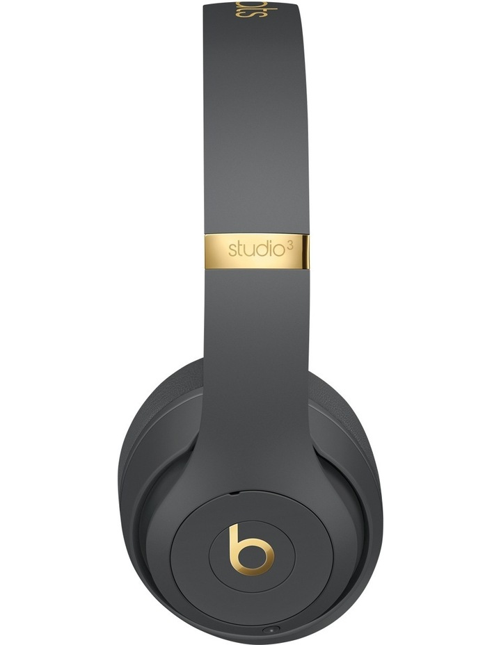 Studio3 Wireless Over-Ear Headphones The Beats Skyline Collection Shadow Grey image 3