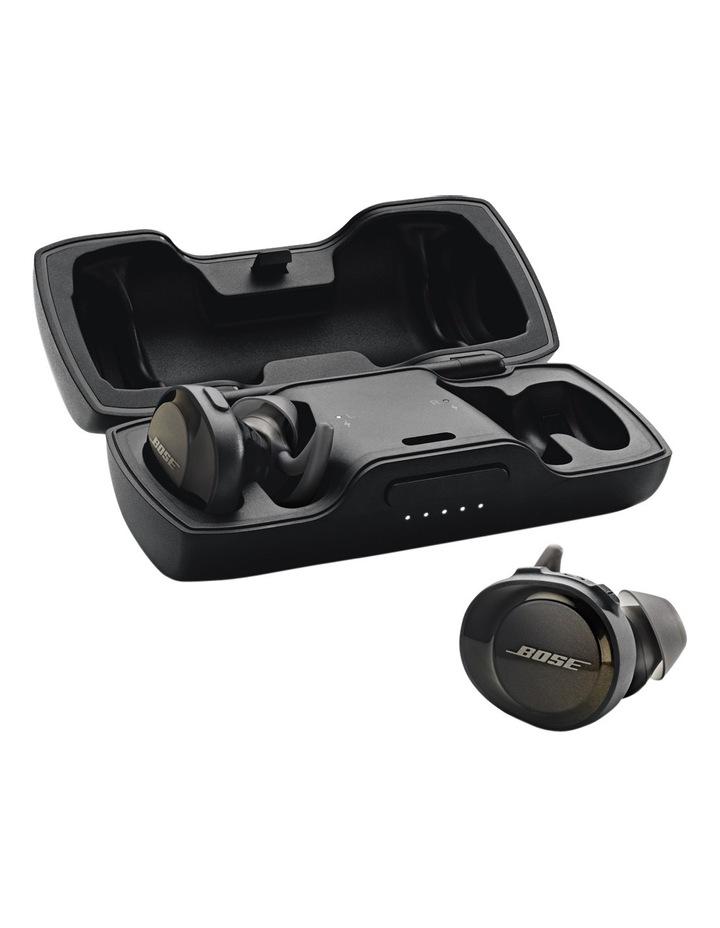 SoundSport Free Wireless Earphones - Triple Black image 3