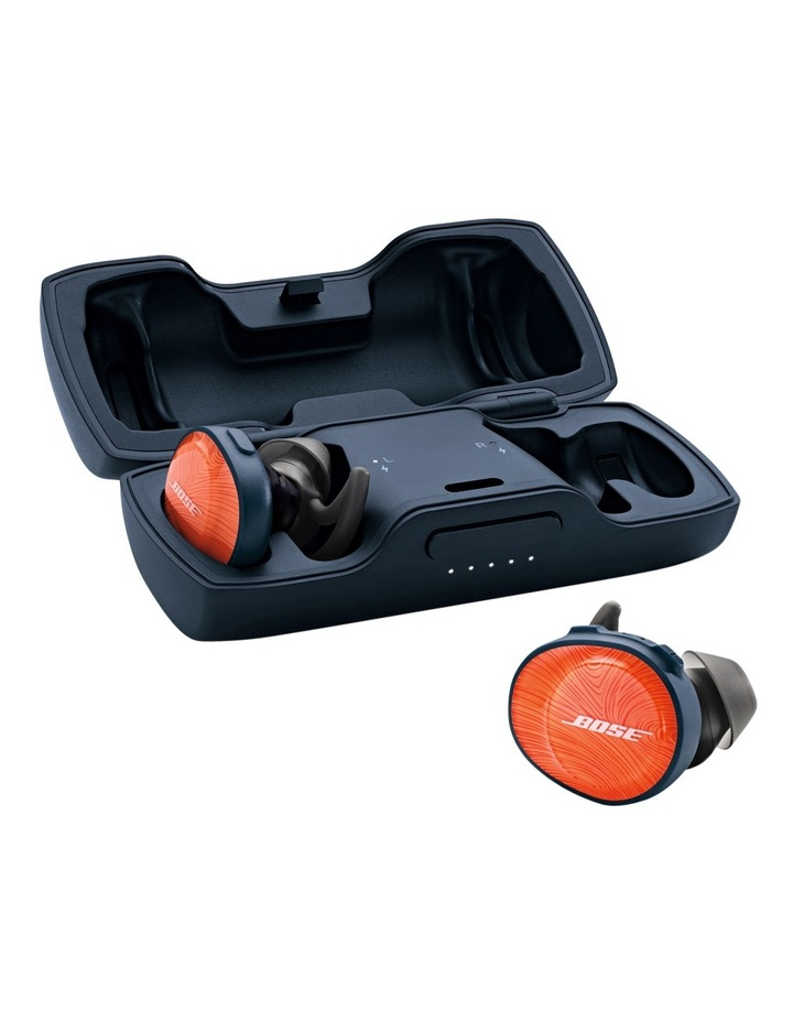 SoundSport Free Wireless Earphones - Orange / Blue image 6
