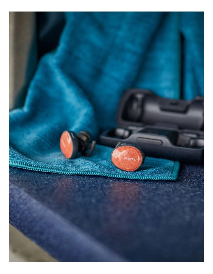 SoundSport Free Wireless Earphones - Orange / Blue image 7