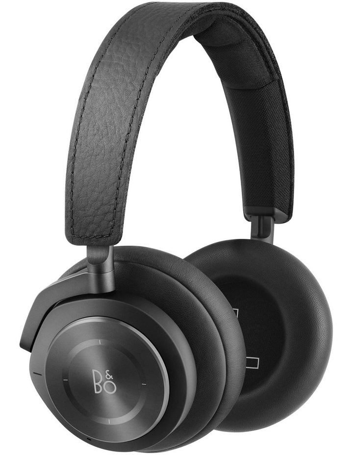 B&O Beoplay H9i Bluetooth Wireless Active Noise Cancelling Over-Ear Headphones - Black image 1