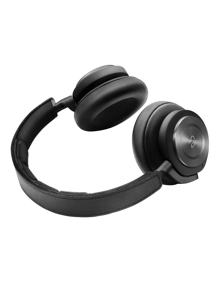 B&O Beoplay H9i Bluetooth Wireless Active Noise Cancelling Over-Ear Headphones - Black image 3