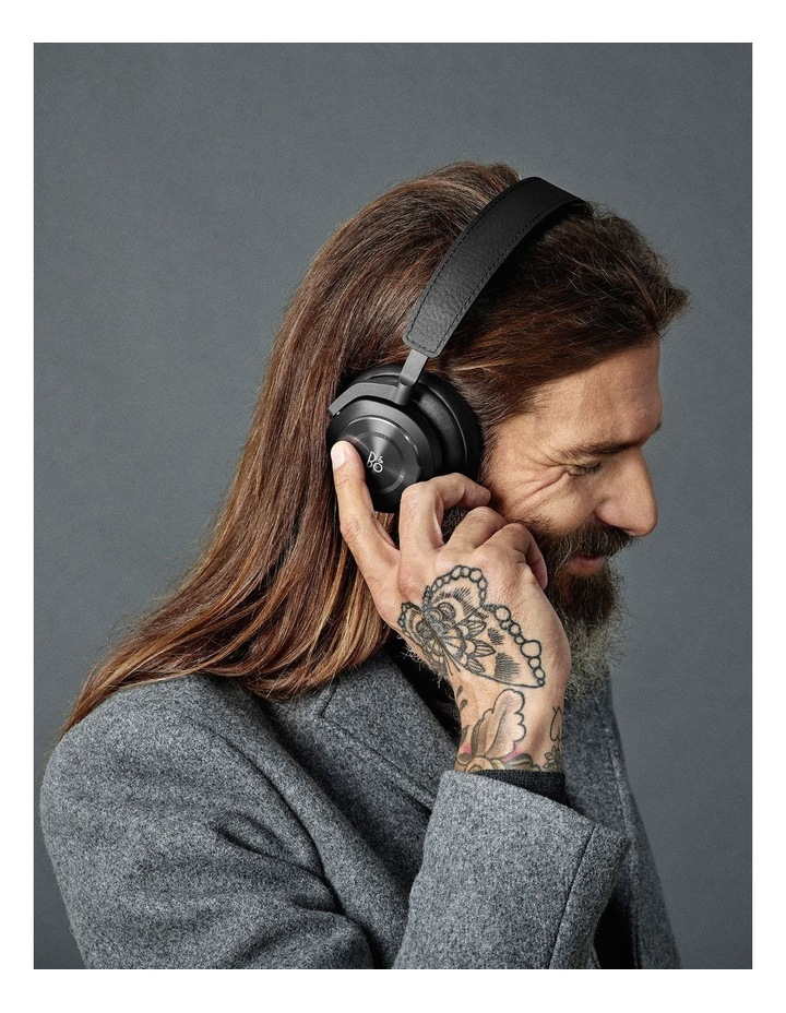 B&O Beoplay H9i Bluetooth Wireless Active Noise Cancelling Over-Ear Headphones - Black image 5