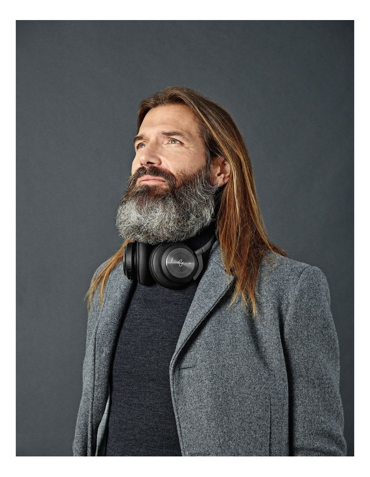 B&O Beoplay H9i Bluetooth Wireless Active Noise Cancelling Over-Ear Headphones - Black image 6