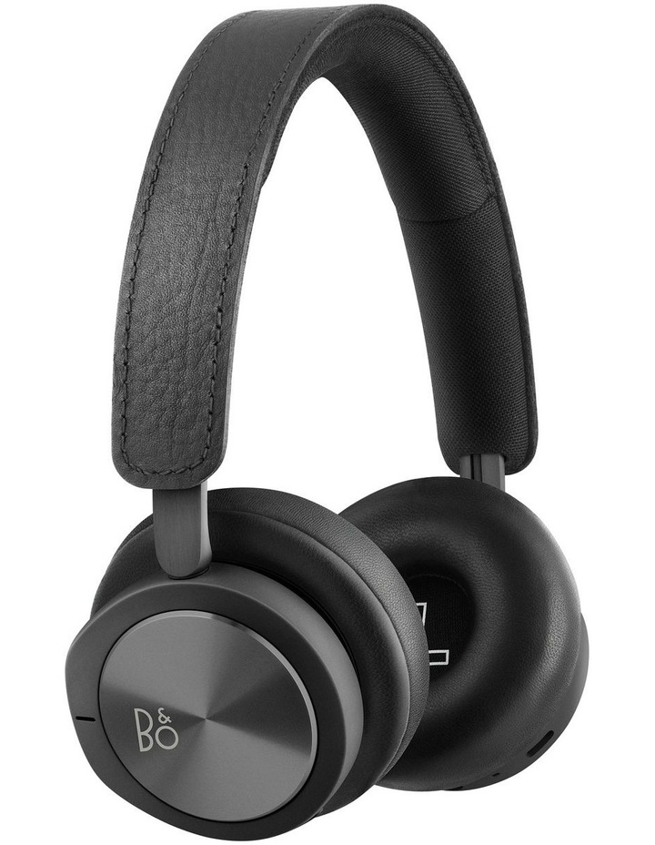 B&O Beoplay H8i Wireless Bluetooth Active Noise Cancelling On-Ear Headphones - Black image 1