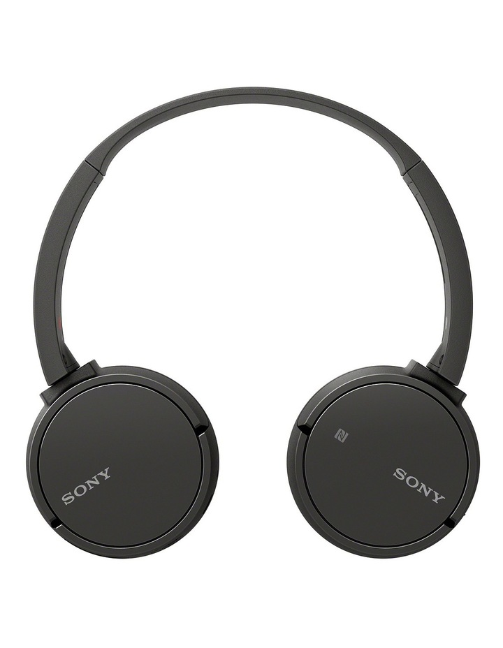 Bluetooth Mid-Range Headphones Black WHCH500B image 3