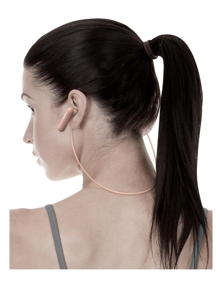 Wireless Sports In-Ear Headphones Pink WISP500P image 8