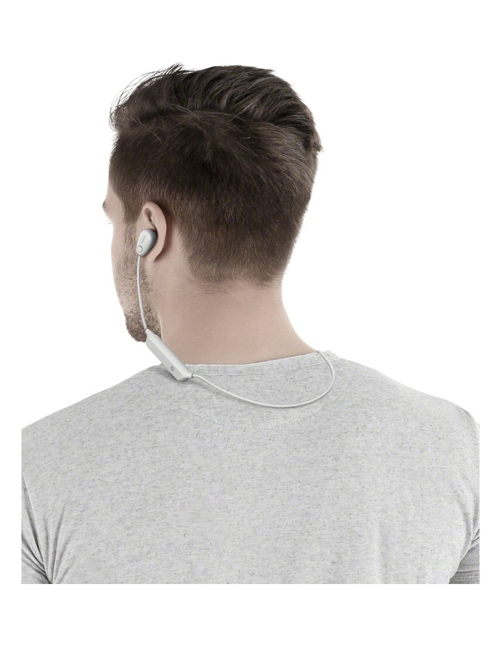 Wireless Sports In-Ear Headphones White WISP600NW image 8
